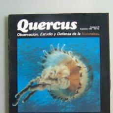 Coleccionismo de Revistas y Periódicos: REVISTA QUERCUS. CUADERNO 55. SEPTIEMBRE 1990. Lote 52314315