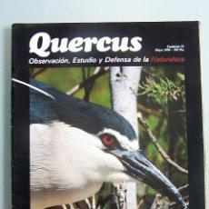 Coleccionismo de Revistas y Periódicos: REVISTA QUERCUS. CUADERNO 51. MAYO 1990. Lote 52314424