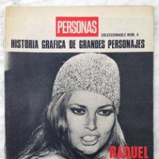 Coleccionismo de Revistas y Periódicos: PERSONAS - 1973 - RAQUEL WELCH. Lote 42760230