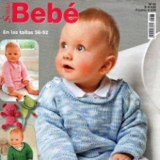 Coleccionismo de Revistas y Periódicos: SONIA BEBE N. 82 - PARA HACER PUNTO Y GANCHILLO EN LAS TALLAS 56-92 (NUEVA). Lote 52325915