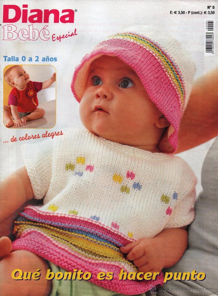 DIANA BEBE ESPECIAL N. 5 - TALLA 0 A 2 AÑOS (NUEVA) (Coleccionismo - Revistas y Periódicos Modernos (a partir de 1.940) - Otros)