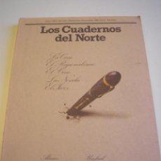 Coleccionismo de Revistas y Periódicos: REVISTA LOS CUADERNOS DEL NORTE Nº 4 OCTUBRE - NOVIEMBRE - DICIEMBRE 1980 EXTRA. Lote 52329841