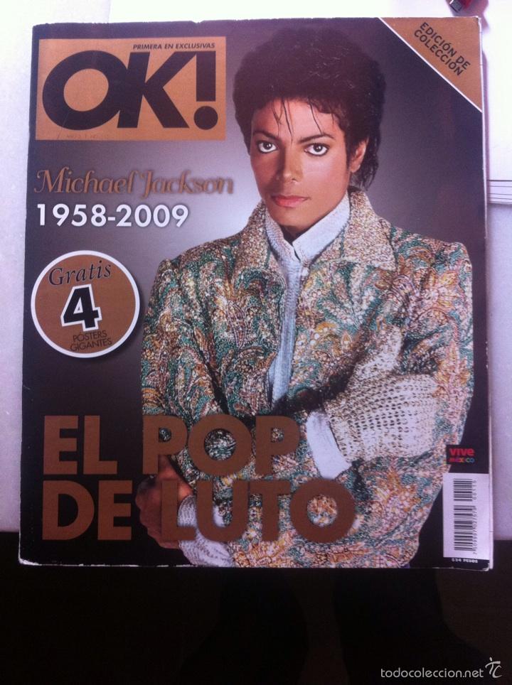 MICHAEL JACKSON 1958-2009 (EDICIÓN COLECCIÓN) (Coleccionismo - Revistas y Periódicos Modernos (a partir de 1.940) - Otros)