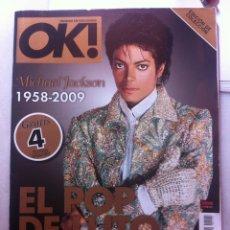 Coleccionismo de Revistas y Periódicos: MICHAEL JACKSON 1958-2009 (EDICIÓN COLECCIÓN). Lote 52420876