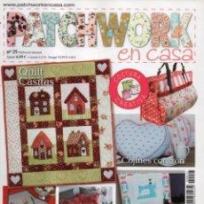 Sammeln von Zeitschriften und Zeitungen - PATCHWORK EN CASA N. 25 (NUEVA) - 52458601