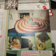 Coleccionismo de Revistas y Periódicos: RECORTE PALOMO LINARES. Lote 52492148