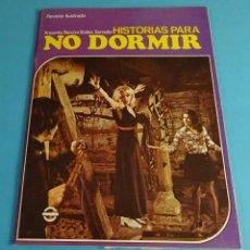 Coleccionismo de Revistas y Periódicos: HISTORIAS PARA NO DORMIR. NARCISO IBÁÑEZ SERRADOR. VOL VII- Nº 1 - ENERO 1973. Lote 52560033