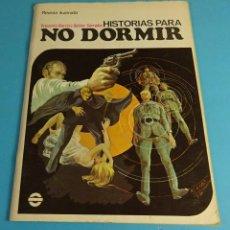 Coleccionismo de Revistas y Periódicos: HISTORIAS PARA NO DORMIR. NARCISO IBÁÑEZ SERRADOR. VOL V - Nº 2 FEBRERO 1971. Lote 52561348