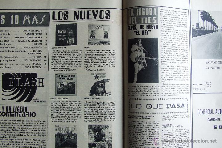 Coleccionismo de Revistas y Periódicos: NUESTRA CIUDAD 43 NAVIDAD MANOLO SANLUCAR ELVIS PRESLEY ESCALONA EL TOBOSO MEDINA DEL CAMPO ALCARAZ - Foto 4 - 52573832