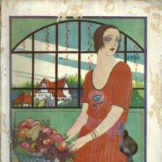 Coleccionismo de Revistas y Periódicos: REVISTA ANTIGUA D'ACÍ D'ALLA - Nº 11 - NOVEMBRE - 1921. Lote 83772583
