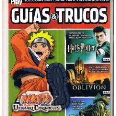 Coleccionismo de Revistas y Periódicos: PLAY MANIA. GUÍAS & TRUCOS. (Z3). Lote 52614331