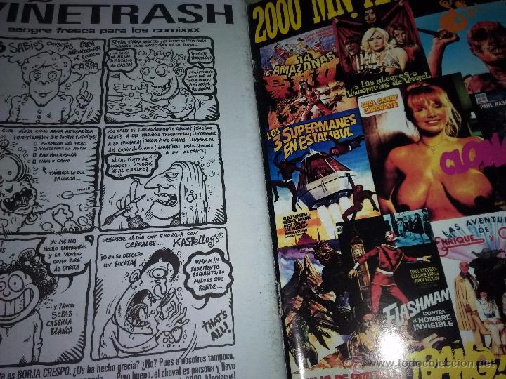 Coleccionismo de Revistas y Periódicos: 2000 MANIACOS NÚMERO 21. ESPECIAL 10 ANIVERSARIO. MUY BUSCADO!!! - Foto 4 - 52625648