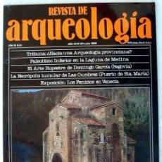 Coleccionismo de Revistas y Periódicos: REVISTA DE ARQUEOLOGÍA Nº 87 / JULIO 1988 - ZUGARTO EDICIONES - VER ÍNDICE. Lote 148177548