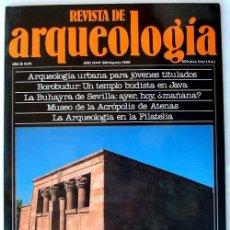 Coleccionismo de Revistas y Periódicos: REVISTA DE ARQUEOLOGÍA Nº 88 / AGOSTO 1988 - ZUGARTO EDICIONES - VER ÍNDICE. Lote 52635360