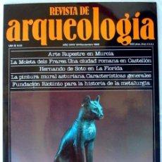 Coleccionismo de Revistas y Periódicos: REVISTA DE ARQUEOLOGÍA Nº 91 / NOVIEMBRE 1988 - ZUGARTO EDICIONES - VER ÍNDICE. Lote 52635433