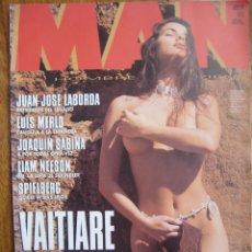 Coleccionismo de Revistas y Periódicos: REVISTA MAN. Lote 54914937