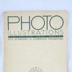 Coleccionismo de Revistas y Periódicos: ANTIGUA PUBLICACIÓN PHOTO ILLUSTRATIONS - JOSÉ ORTIZ ECHAGÜE. TIPOS REGIONALES DE ESPAÑA - AÑO 1935. Lote 120877666