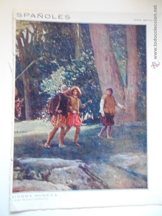 hln- 1914- cuadros españoles, don quijote en si - Comprar Revistas y ...