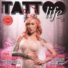 Coleccionismo de Revistas y Periódicos: TATTOO LIFE N. 77 (NUEVA). Lote 52758968