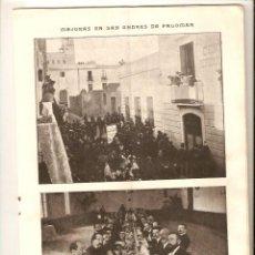 Coleccionismo de Revistas y Periódicos: AÑO 1906 SAN ANDRES DE PALOMAR BUQUE DREADNOUGHT TAQUIGRAFIA ALFABETO PI MARGALL HOMENAJE BATTISTINI. Lote 52773459