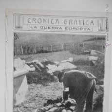 Coleccionismo de Revistas y Periódicos: HLN- 1914- CRUZ ROJA BELGA. Lote 52775558