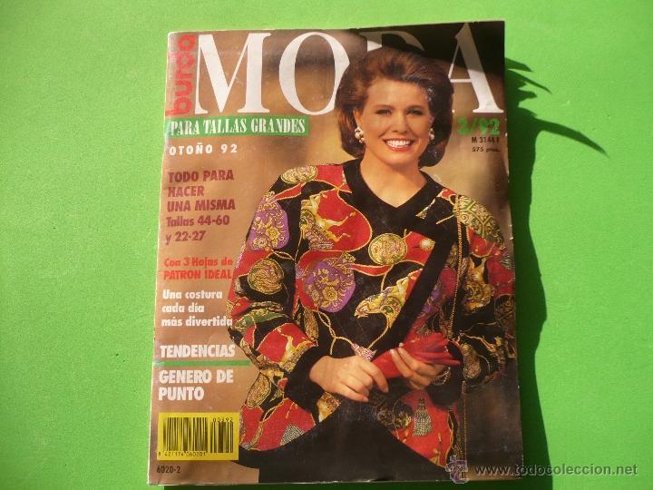Revista Burda 3 92 Tallas Grandes Comprar Otras Revistas Y Periodicos Modernos En Todocoleccion 52777907