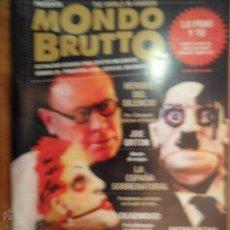 Coleccionismo de Revistas y Periódicos: MONDO BRUTTO, Nº 39. Lote 52778207