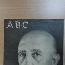 Coleccionismo de Revistas y Periódicos: SUPLEMENTO ABC. FRANCO HA MUERTO. 21 NOVIEMBRE 1975. ENVÍO: 2,50 € *.. Lote 52842083