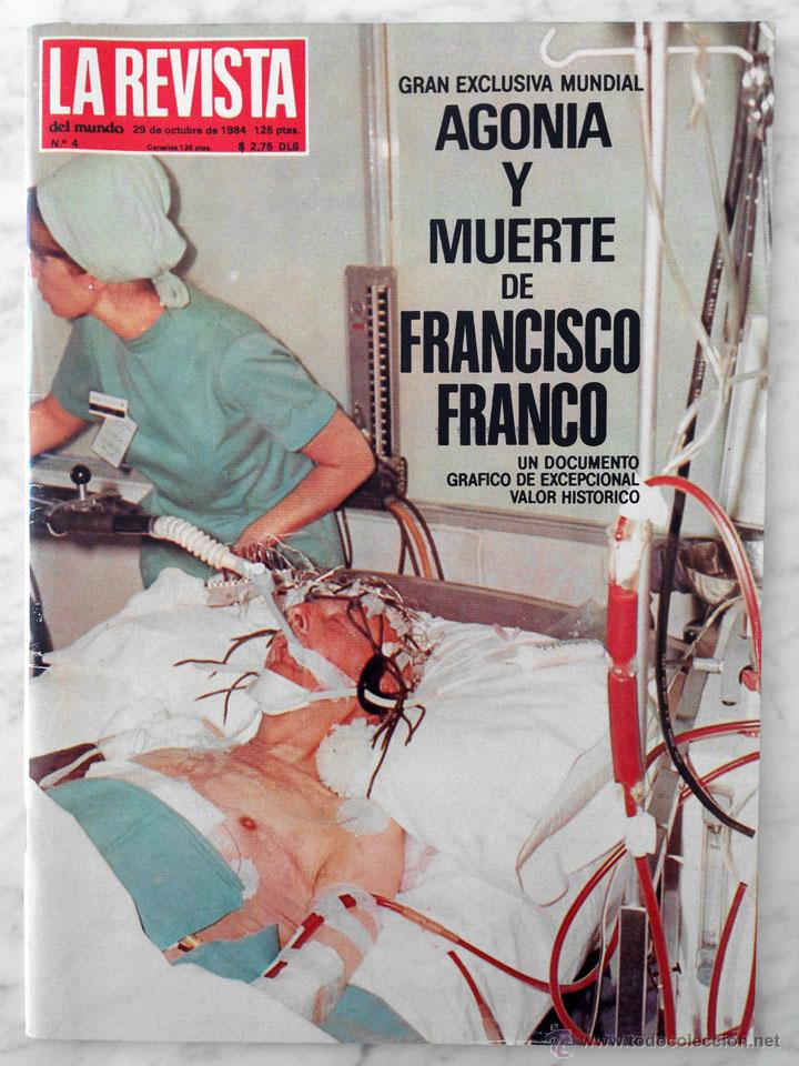 La revista del mundo - nº 4 - 1984 francisco fr - Sold