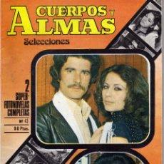 Coleccionismo de Revistas y Periódicos: FOTONOVELA CUERPOS Y ALMAS ESPECIAL Nº 43. B/N. Lote 52937102