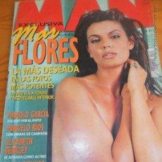 Coleccionismo de Revistas y Periódicos - MAN Nº 129 1998- MAR FLORES, MANOLO GARCIA, LIV TYLER, PEDRO DUQUE, MONTORO, RALPH FIENNES, VER + - 52939480