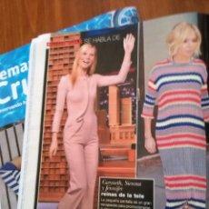 Coleccionismo de Revistas y Periódicos: RECORTE GWYNETH PALTROW . Lote 52956940