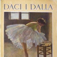 Coleccionismo de Revistas y Periódicos: D'ACÍ I D'ALLÀ Nº 120 // DICIEMBRE 1927. Lote 150327953