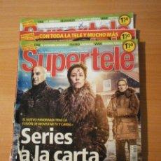 Coleccionismo de Revistas y Periódicos: LOTE DE 3 REVISTAS DE SUPERTELE Nº 1219 - 1215 - 1216 - . Lote 52973890