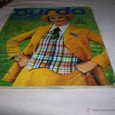 Coleccionismo de Revistas y Periódicos - Revista Burda con patrones junio 1972 - 53027506
