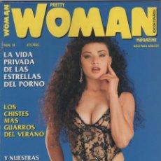 Coleccionismo de Revistas y Periódicos: PRETTY WOMAN MAGAZINE # 18 / 1993 ~ PAULA PRICE ~ALEX JORDAN~ ALICIA RIO~ KELLY O'DELL~ TIFFANY MINX. Lote 40321922