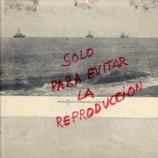 Coleccionismo de Revistas y Periódicos: BARCELONA 1888 ACORAZADOS EN EL PUERTO HOJA REVISTA. Lote 53118959