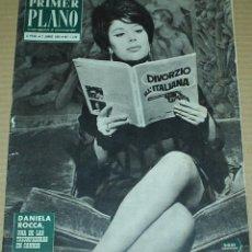 Coleccionismo de Revistas y Periódicos: PRIMER PLANO Nº 1129 - JUNIO 1962 - ORIGINAL BUEN ESTADO - LEER ENVIO. Lote 53150847