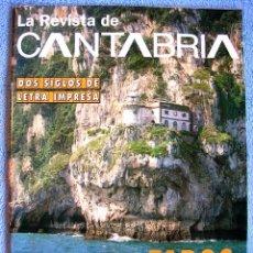 Coleccionismo de Revistas y Periódicos: LA REVISTA DE CANTABRIA -ABR94- FAROS, JOSE A. NUÑEZ, TRASMIERA, EL VENADO, ERMITAS, HERAS........... Lote 53176372