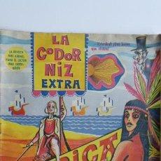 Coleccionismo de Revistas y Periódicos: REVISTA LA CODORNIZ. EXTRA AMÉRICA. NÚM 1510. OCTUBRE 1970. Lote 53179339