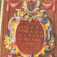 Coleccionismo de Revistas y Periódicos: REVISTA SEMANA SANTA LOS GREMIOS CAJA DE AHORROS PROVINCIAL SAN FERNANDO DE SEVILLA 1980. Lote 53204812