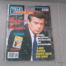 Coleccionismo de Revistas y Periódicos: REVISTA TELE INDISCRETA. Lote 53235159
