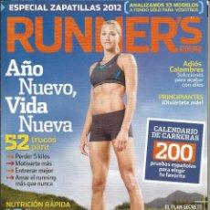 Coleccionismo de Revistas y Periódicos: REVISTA RUNNER'S WORLD. ENERO 2012 NÚM. 119. Lote 53255362