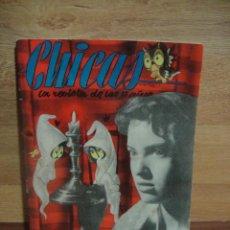 Coleccionismo de Revistas y Periódicos: CHICAS , LA REVISTA DE LOS 17 AÑOS - Nº 128. Lote 53258442