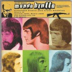 Coleccionismo de Revistas y Periódicos: MONDO BRUTTO 30. Lote 53330560