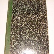 Coleccionismo de Revistas y Periódicos: REVISTA ACTUALIDADES. Nº 47 AL 77. AÑO II. ENERO – AGOSTO, 1909. RM72496.. Lote 53369217