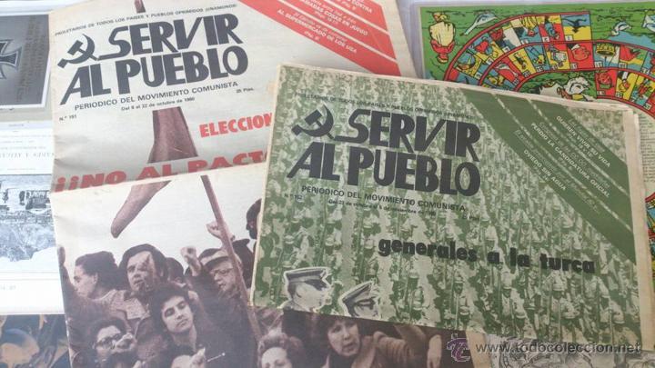 Resultado de imagen de Movimiento comunista de españa