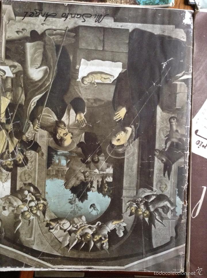 Coleccionismo de Revistas y Periódicos: Revista trimestral Mi santo Ángel - Foto 3 - 53457597