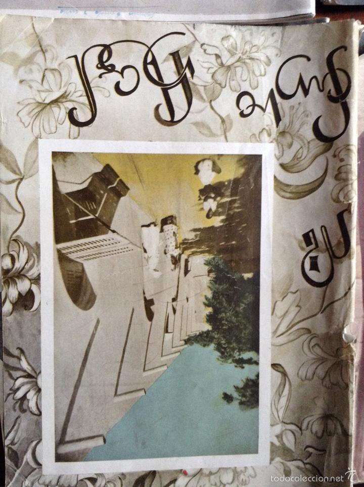 Coleccionismo de Revistas y Periódicos: Revista trimestral Mi santo Ángel - Foto 6 - 53457597