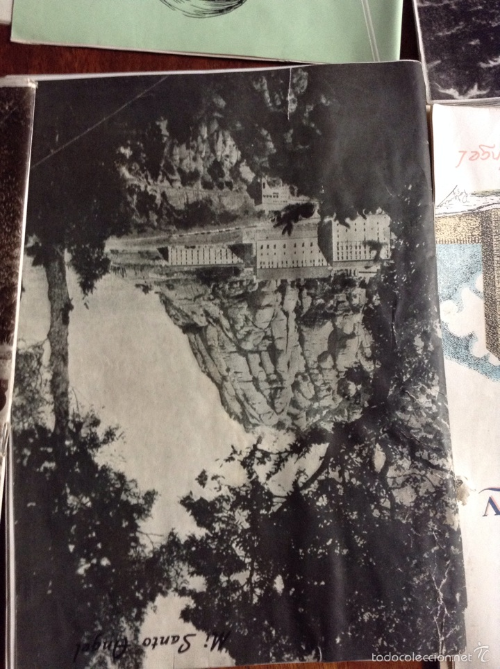 Coleccionismo de Revistas y Periódicos: Revista trimestral Mi santo Ángel - Foto 10 - 53457597